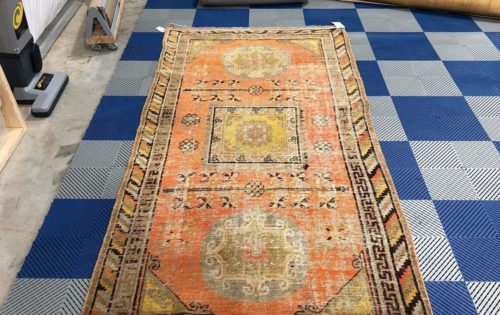 Handmade Persian Rug – After